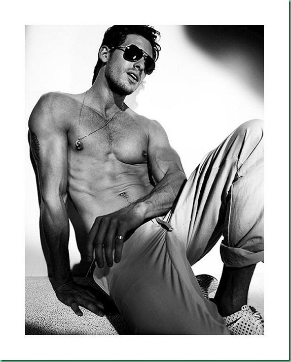 Adam Senn for Vogue Mexico Hombre