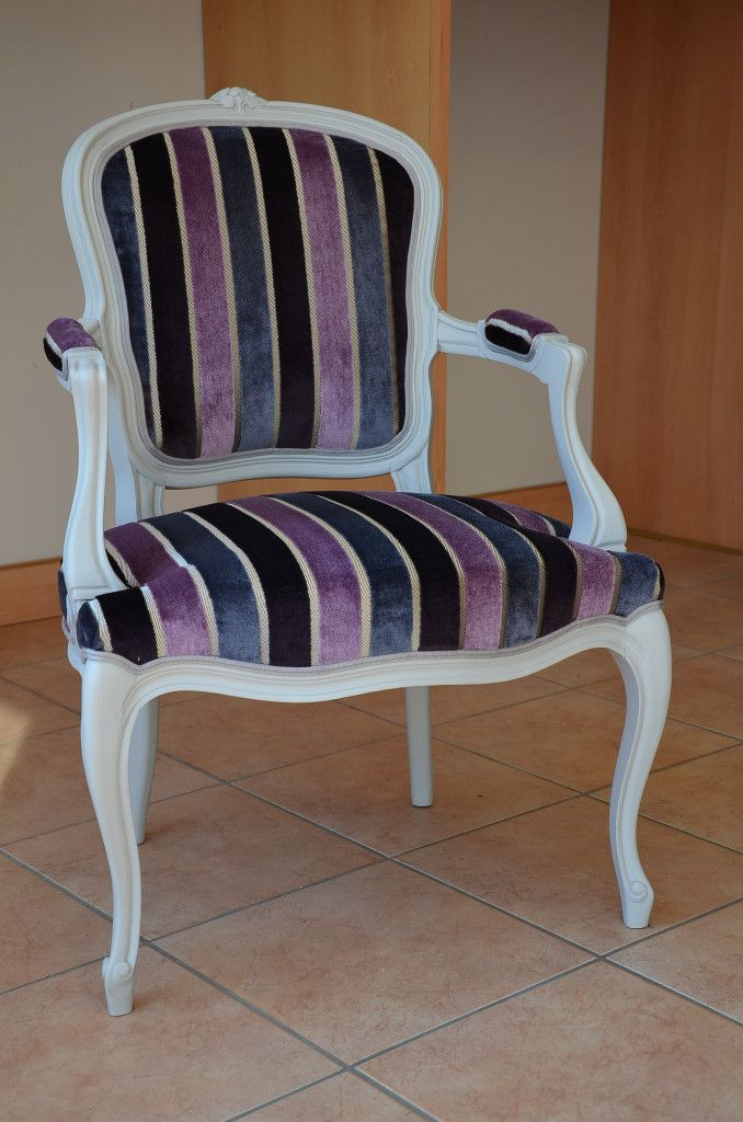 23 fauteuil cabriolet louis xv tissu casamance d co contemporaine pinterest. Black Bedroom Furniture Sets. Home Design Ideas