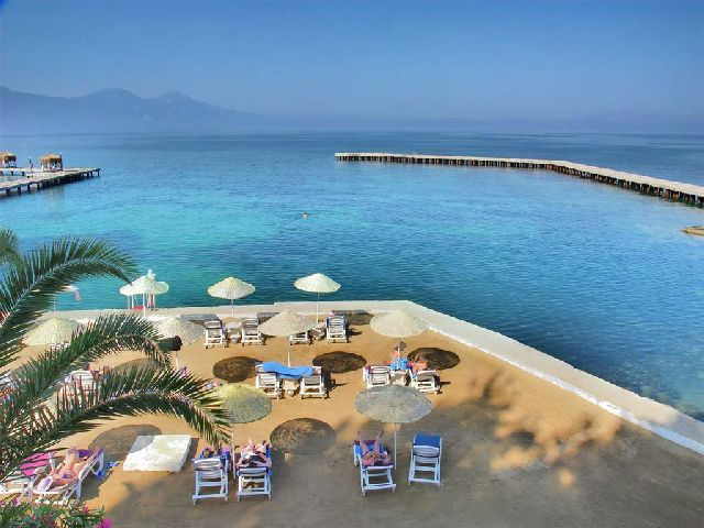 Find value packed All Inclusive Holiday Deals from £495.  #VistaHillHotel #Kusadasi #Izmir #Turkey
