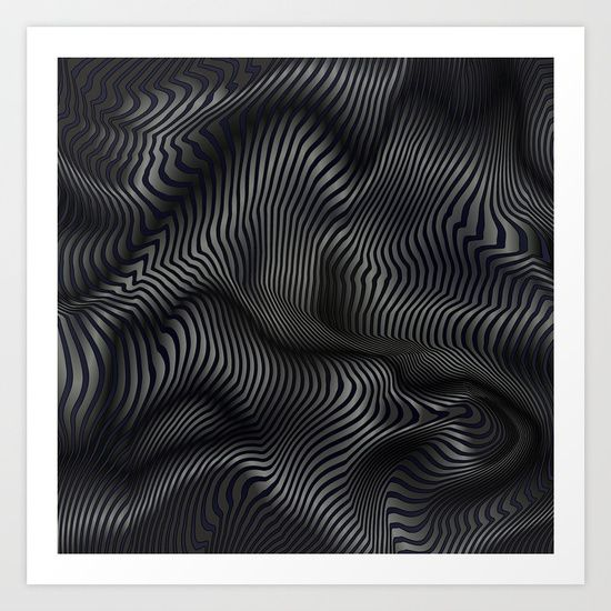 Midnight Art Print by Angelo Cerantola. Worldwide shipping available at Society6.com. Just one of millions of high quality products available.