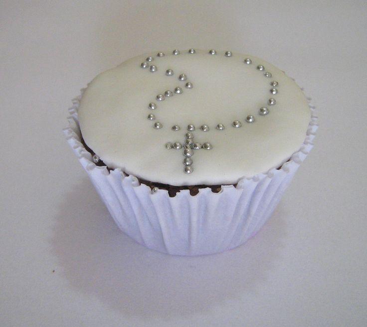 Que tal cupcakes na 1ª Comunhão ou Batizado?!