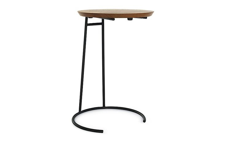 """T.710 Small Side Table / Size: H 21"""" W 14"""" D 16"""" / Cost: $165 on sale"""