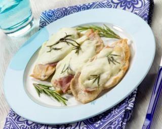 Escalopes de dinde brûle-graisse à la Cancoillote et au romarin Croq'Kilos : http://www.fourchette-et-bikini.fr/recettes/recettes-minceur/escalopes-de-dinde-brule-graisse-la-cancoillote-et-au-romarin-croqkilos