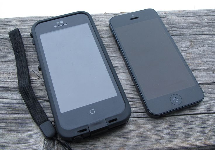 Lifeproof för iPhone 5