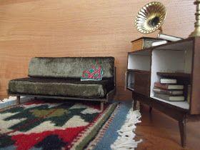 TUTORIAL dollhouse miniatures PL www.miniaturowarzeczywistosc.blogspot.com