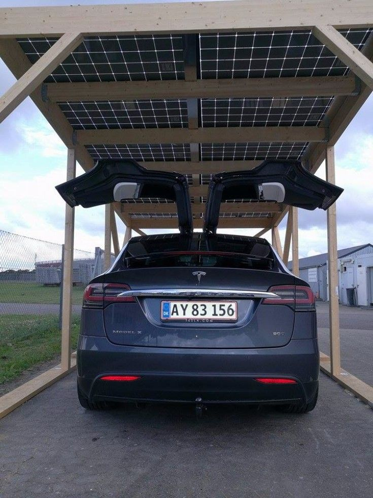 Image Result For Tesla Solar Carport Carport Tesla Bmw Car
