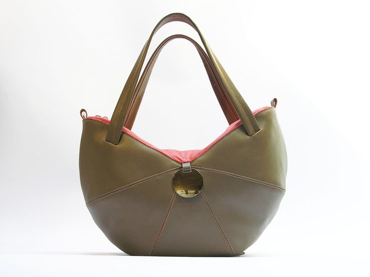 Leather handbag from my Boat collection