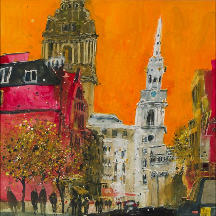 Susan Brown St Martins Lane