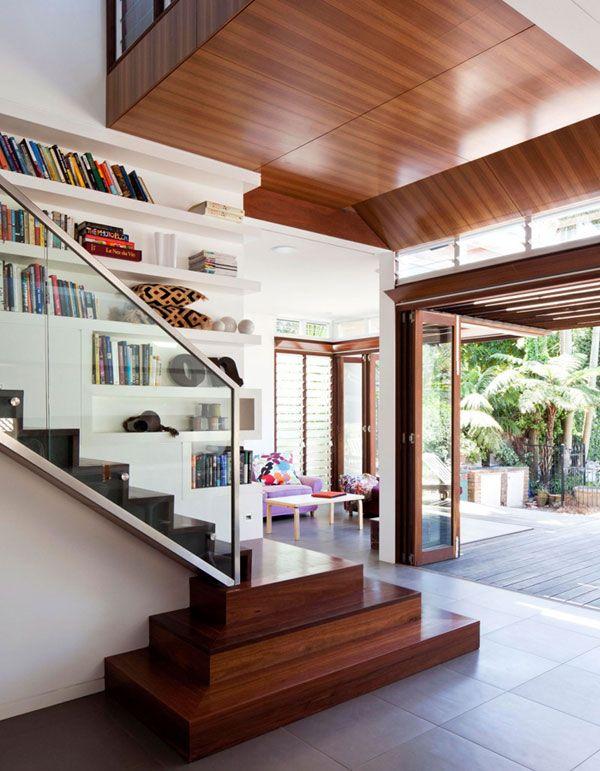 desain interior rumah 2 lantai minimalis  Home Interior