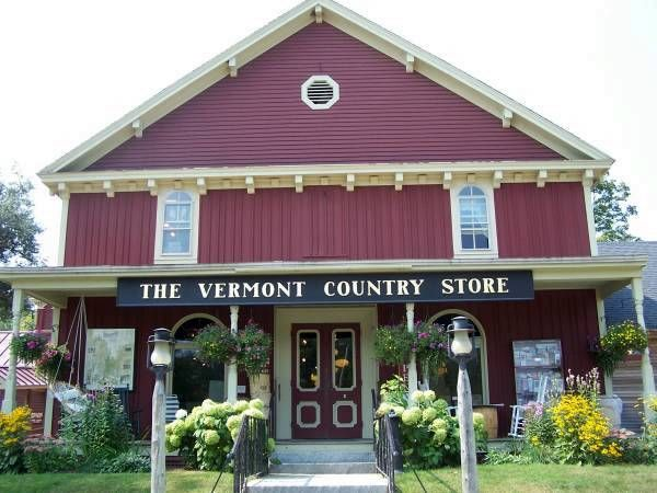 Visit The Vermont Country Store in Weston and Rockingham or online at: www.vermontcountrystore.com!