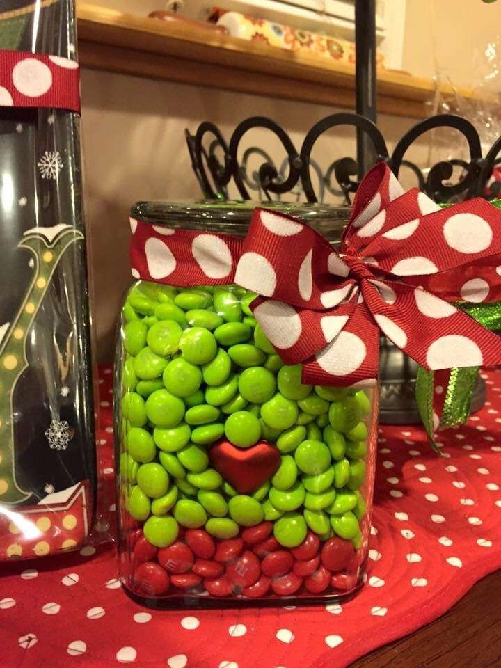 Grinchmas cookie exchange Christmas party! See more party planning ideas at CatchMyParty.com!