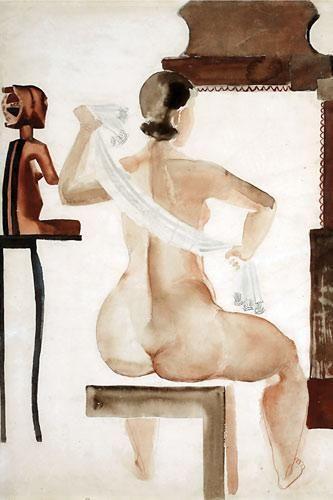 Полные и плотные женщины в искусстве - 1. - tito0107