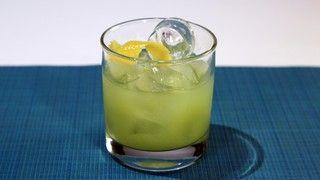 *VERY NECESSARY* Cucumber Lemon Tequila Cocktail Recipe | The Chew - ABC.com