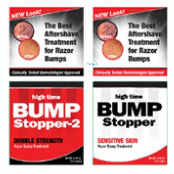 Bump Stopper RAZOR BUMP TREATMENT - 0.5oz