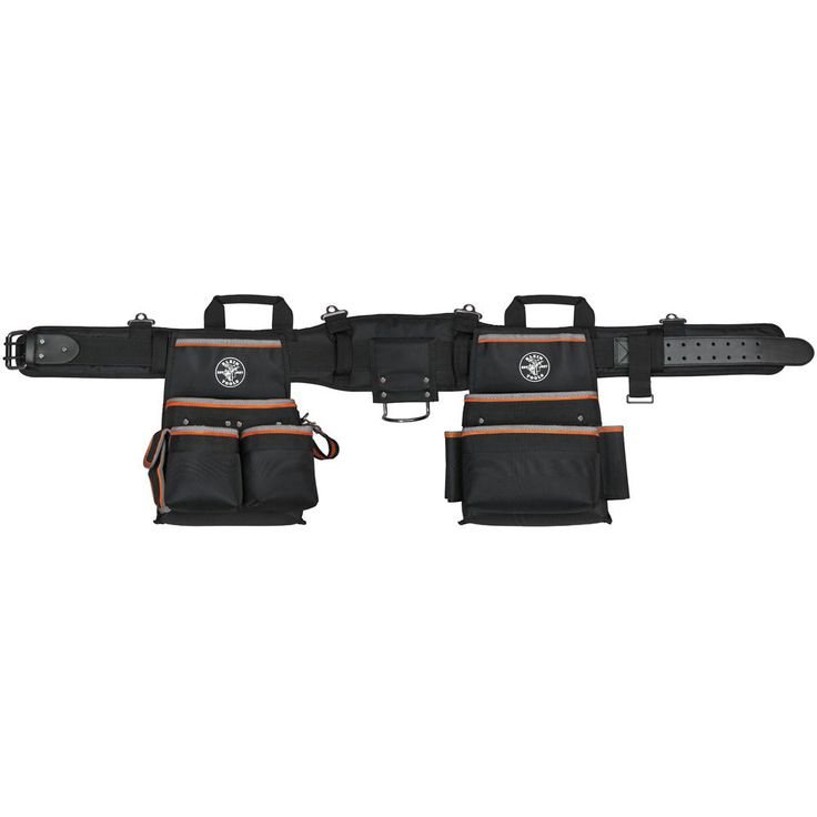 Klein Tools Tradesman Pro Electrician's Tool Belt - X-Large [55429]
