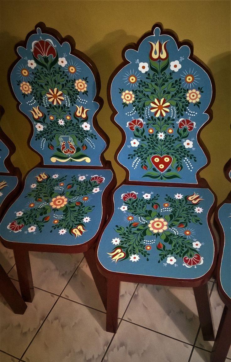Kabalás székek