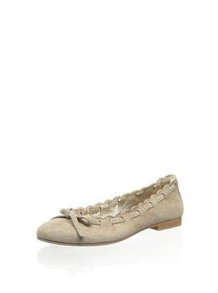 65% OFF Gallucci Kid's Ballet Flat (Beige)