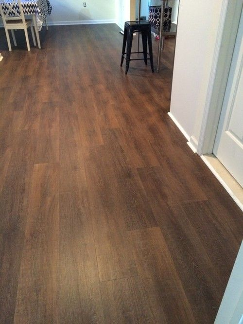 "COREtec Plus 7"" - Waterfront Oak #COREtec #lvp #luxuryvinylplank #USFloors"