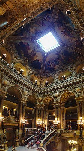 Opéra National de Paris, France
