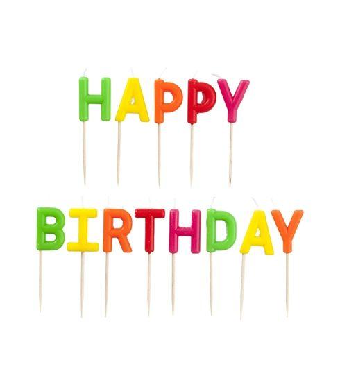 bougies d'anniversaire - HEMA