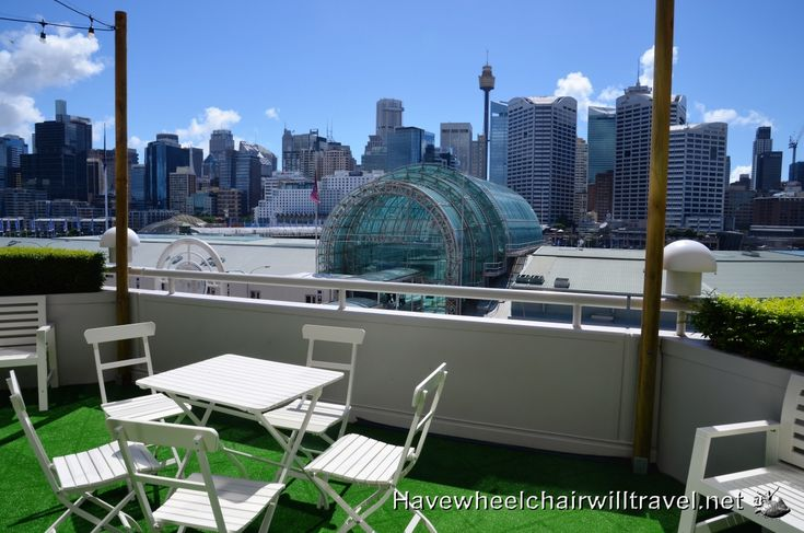 NOVOTEL DARLING HARBOUR - ACCESSIBLE SYDNEY ACCOMMODATION