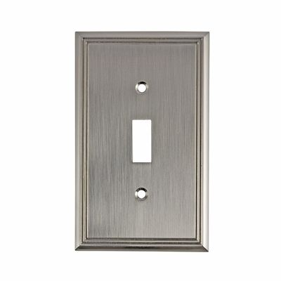 Richelieu Bp853 Contemporary Toggle Switchplate Switch Plates