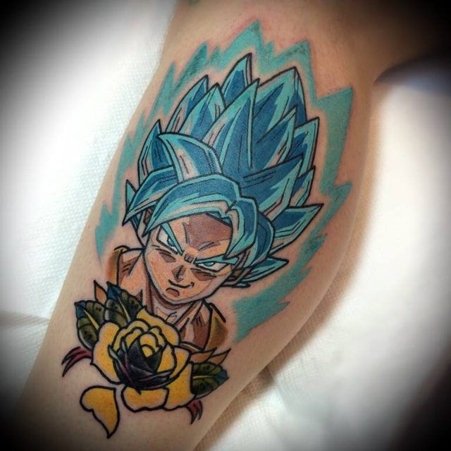 17 Best Images About Dragon Ball Tattoo On Pinterest Art