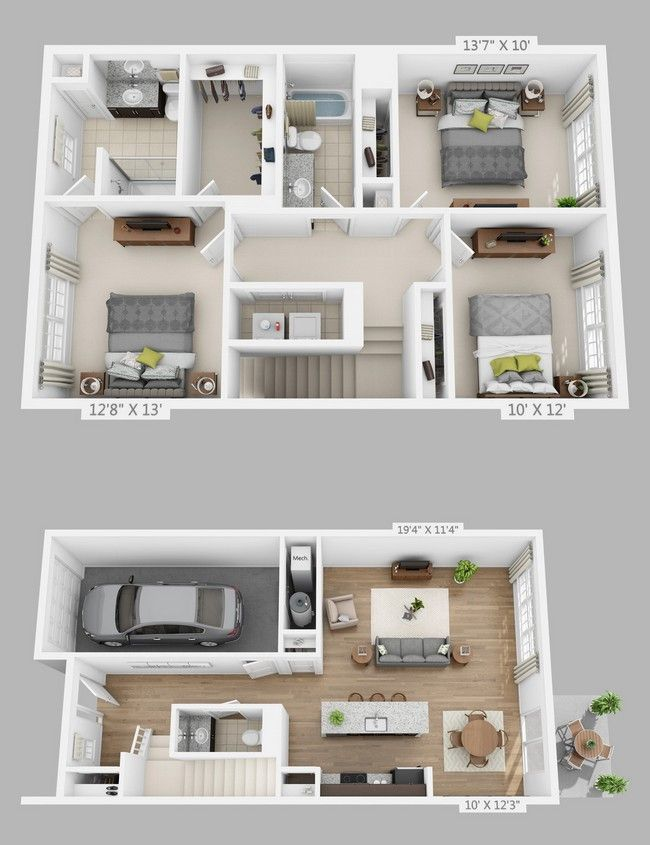 3 Simple Tips And Tricks Bedroom Remodel Boho Simple Bedroom Remodel Interior Design Master Bedroom Remodel Tile House Plans Small House Plans 3d House Plans