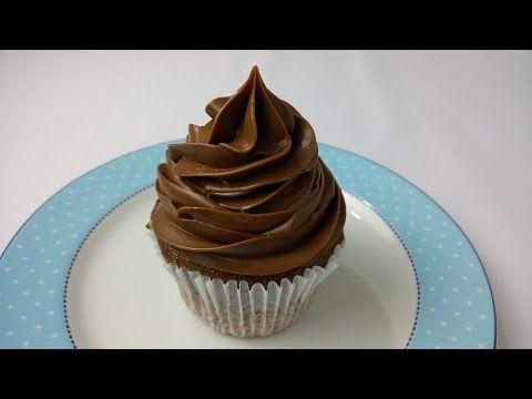 Brigadeiro para topo de cupcake - Não vai ao fogo - YouTube