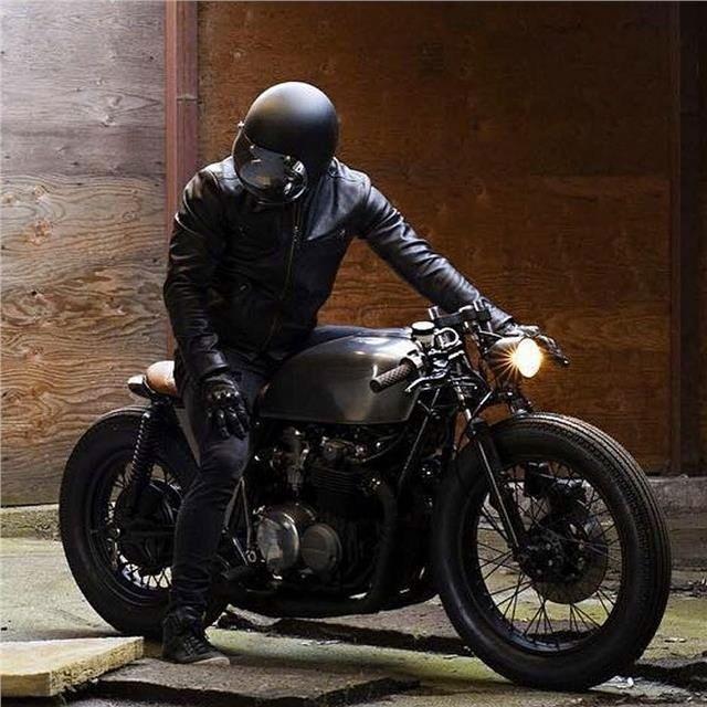 623 best cafe racer images on pinterest | custom bikes, custom