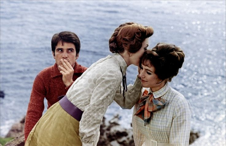 Les Deux Anglaises et le Continent de François Truffaut - 1971