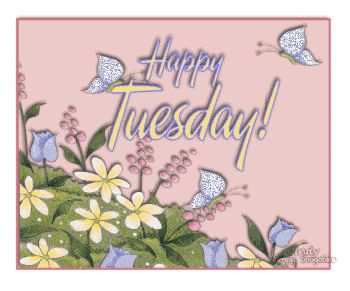Days Of The Week Comments Happy Tuesday