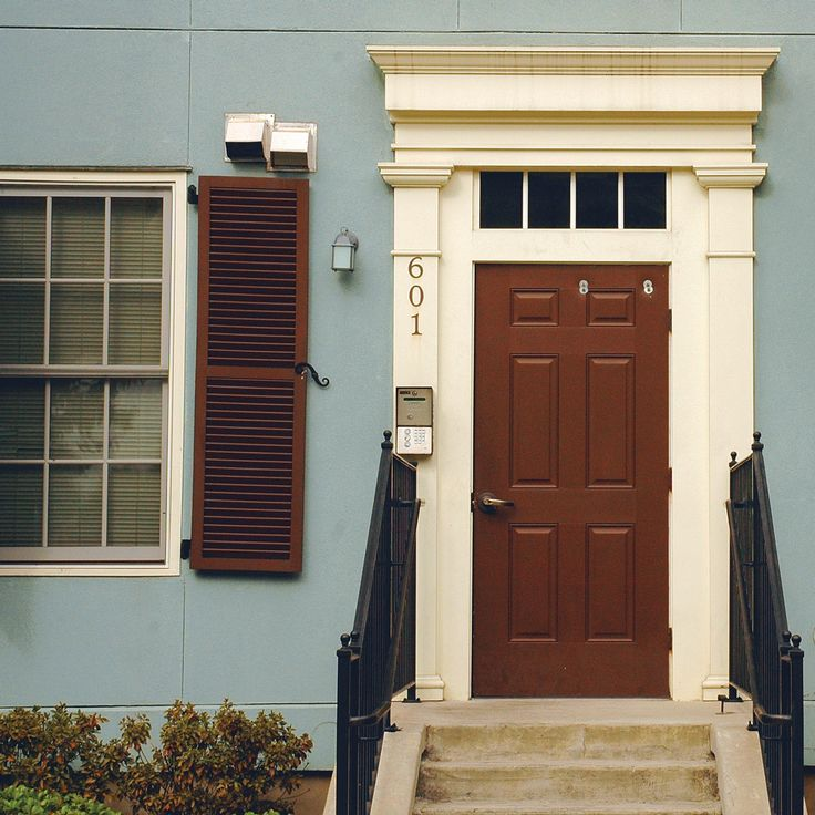 116 Best Images About Fabulous Paint Colors For Front Doors On Pinterest Red Front Doors