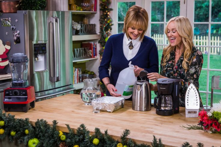 Sophie Uliano's Surprising Vinegar Uses | Home & Family | Hallmark Channel