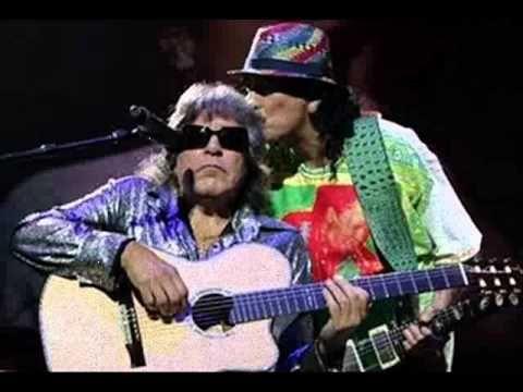 Samba pa ti - Feliciano ft Santana - YouTube