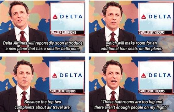 Seth Meyers on Weekend Update
