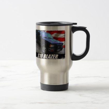 1989 S10 Blazer Travel Mug - #customizable create your own personalize diy