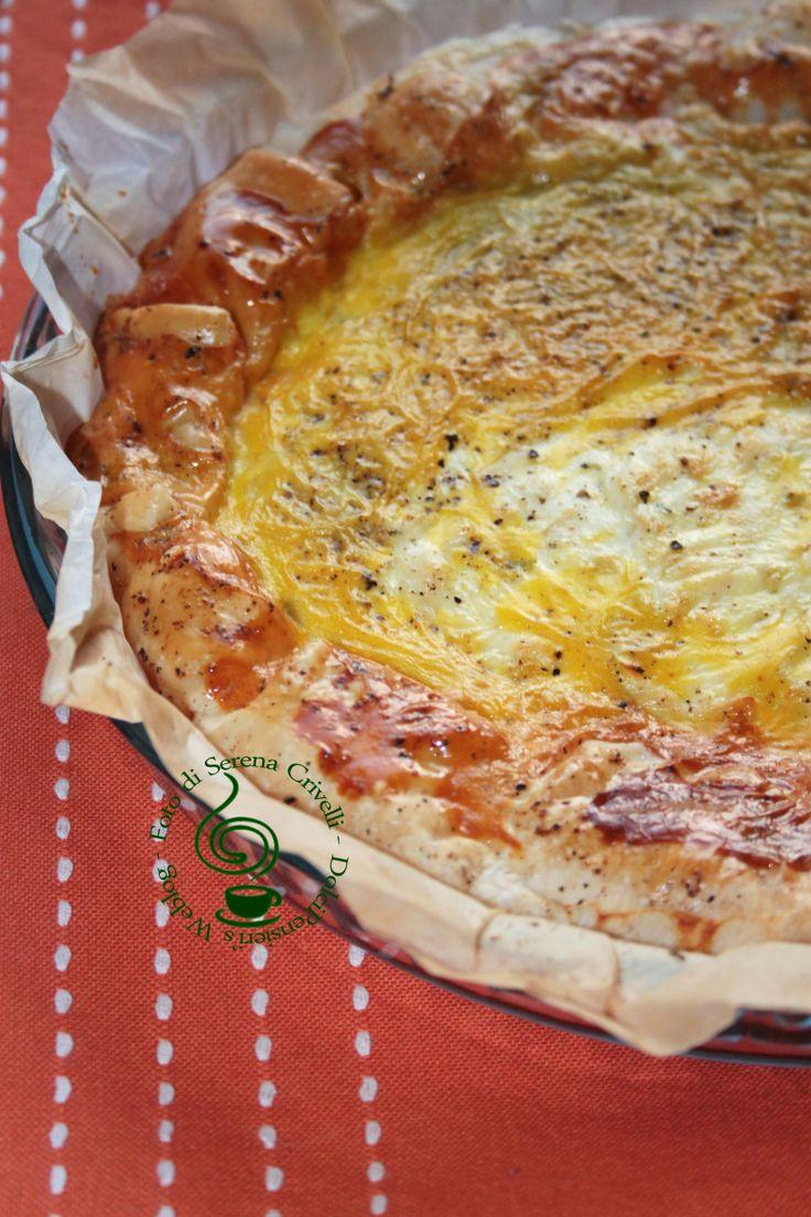 http://dolcipensieri.wordpress.com/2013/11/19/torta-salata-con-porri-e-ricotta-di-dolcipensieri/