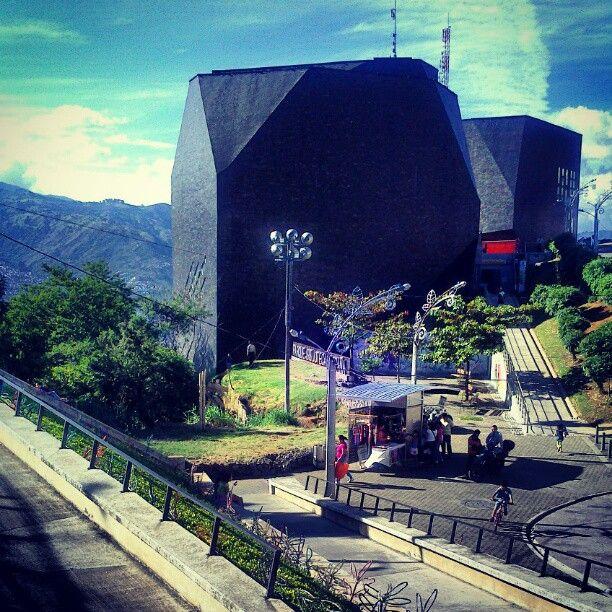 Biblioteca España in Medellín, Antioquia
