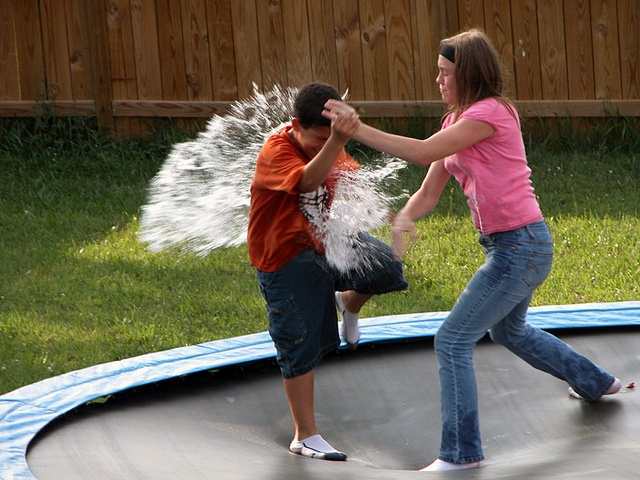 17 Best Images About Trampolines On Pinterest Gymnasts