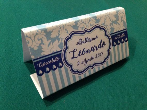 Guarda questo articolo nel mio negozio Etsy https://www.etsy.com/it/listing/492893636/12-etichette-per-barretta-di-cioccolato