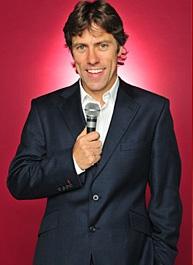 John Bishop, hilarious comedian