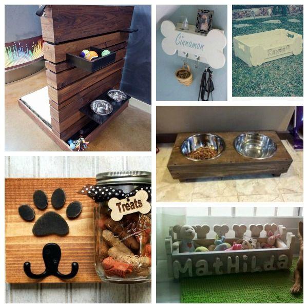 Dog & Pallets, una tienda de muebles de palet para perros