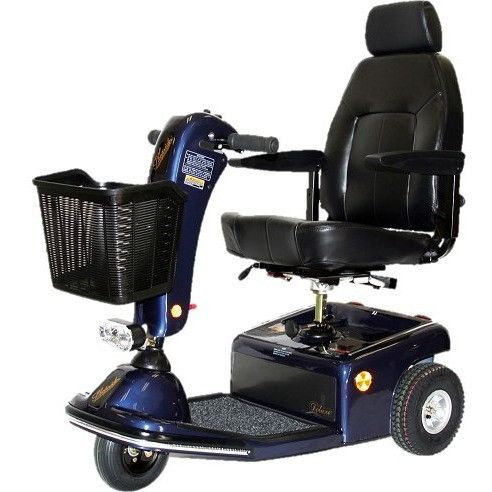 Shoprider Sunrunner 3 Wheels (SOPRD616) Luxury Scooter