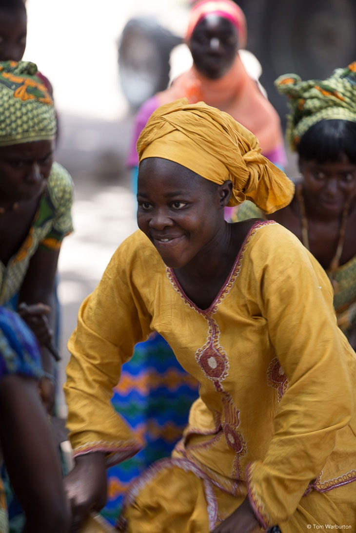 Gambia – A Village Kumpo Dance