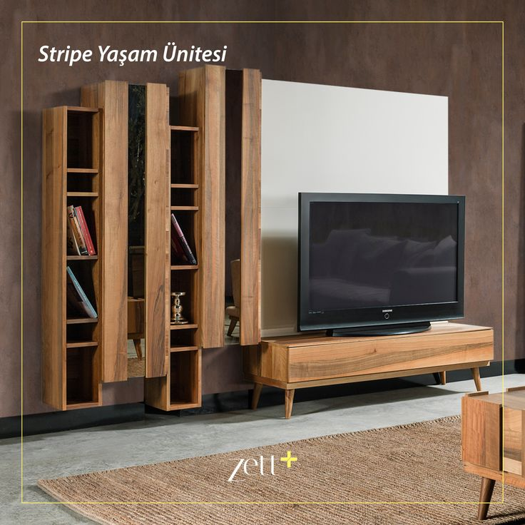 Doğanın huzur veren dinginliğini Stripe ile salonunuzda yaşayın! #zettplus #mobilya #furniture #ahşap #wooden #yatakodasi #bedroom #yemekodasi #diningroom #ünite #tvwallunits #yatak #bed #gardrop #wardrobe #masa #table #sandalye #chair #konsol #console #dekor #decor #dekorasyon #decoration #koltuk #armchair #kanepe #sofa #evdekorasyonu #homedecoration #homesweethome #içmimar #icmimar #evim #home #inegöl #bursa #turkey
