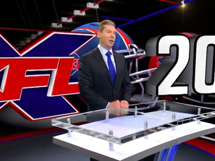 Vince McMahon has decided to give professional football another go around. His creation, the XFL is coming back in what will be a nineteen year hiatus after the league's one year stint back in 2001. There has been rumors since last year's ESPN: 30 For 30 segment in the XFL that McMahon may bring back …