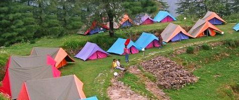Camping at Bhimtal >>>#Camping #Bhimtal
