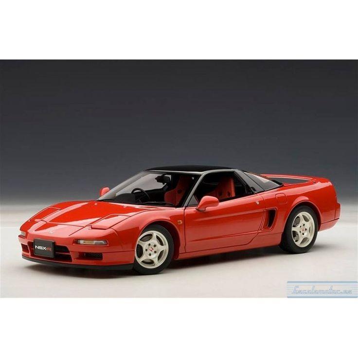 HONDA NSX TYPE R 1992 (FORMULA RED)