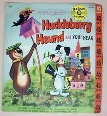 Huckleberry Hound and Yogi Bear